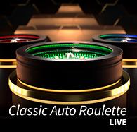 Live Classic Auto Roulette