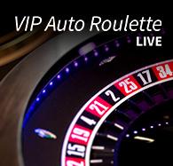 Live VIP Auto Roulette