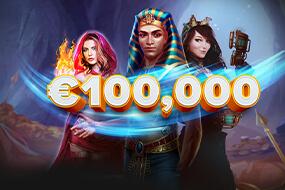 €100.000 Cash Drop