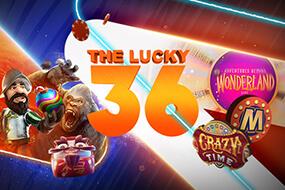 The Lucky 36
