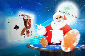 Santa's Christmas Cards