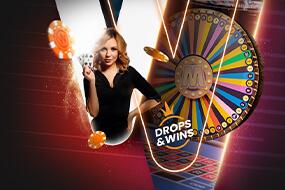 Drops and Wins Live Casino
