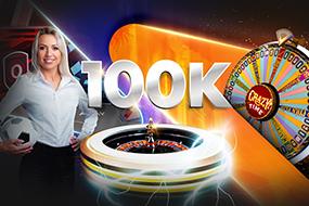 €100.000 Summer Kick Off