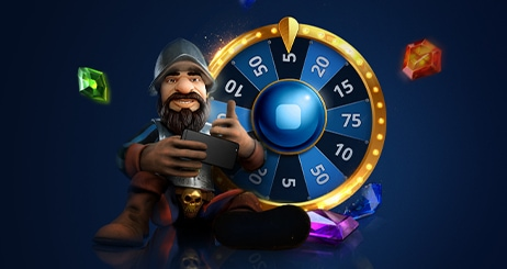Mystery Free Spins Wheel