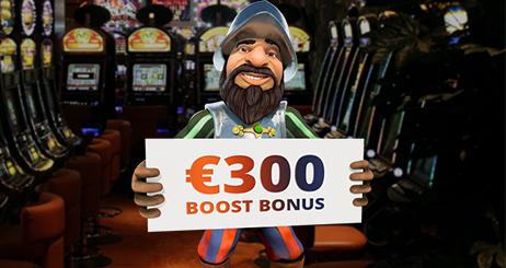 €300 Bonus Bonus