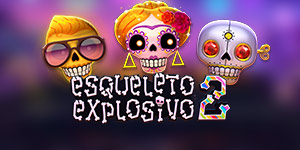 Esqueleto Explosivo 16