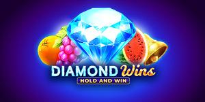 Diamond Wins Hold and Win