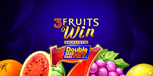 3 Fruits Win_Double Hit