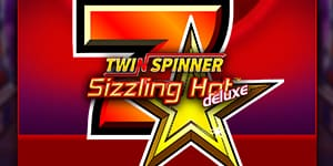 Twin Spinner Sizzling Hot Deluxe