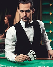 Blackjack VIP Dutch Table