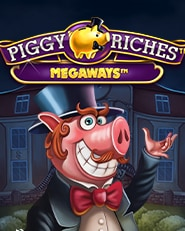 Piggy Riches Megaways