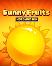 Sunny Fruits:Hold and Win