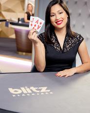 Netent Live Blitz Blackjack
