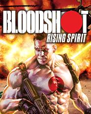 Blood Shot Rising Spirit