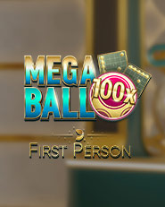 Mega Ball First Person Content
