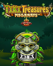 Tiki Treasures Megaways Jackpot king