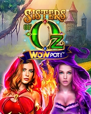 Sister of Oz WOW Pot