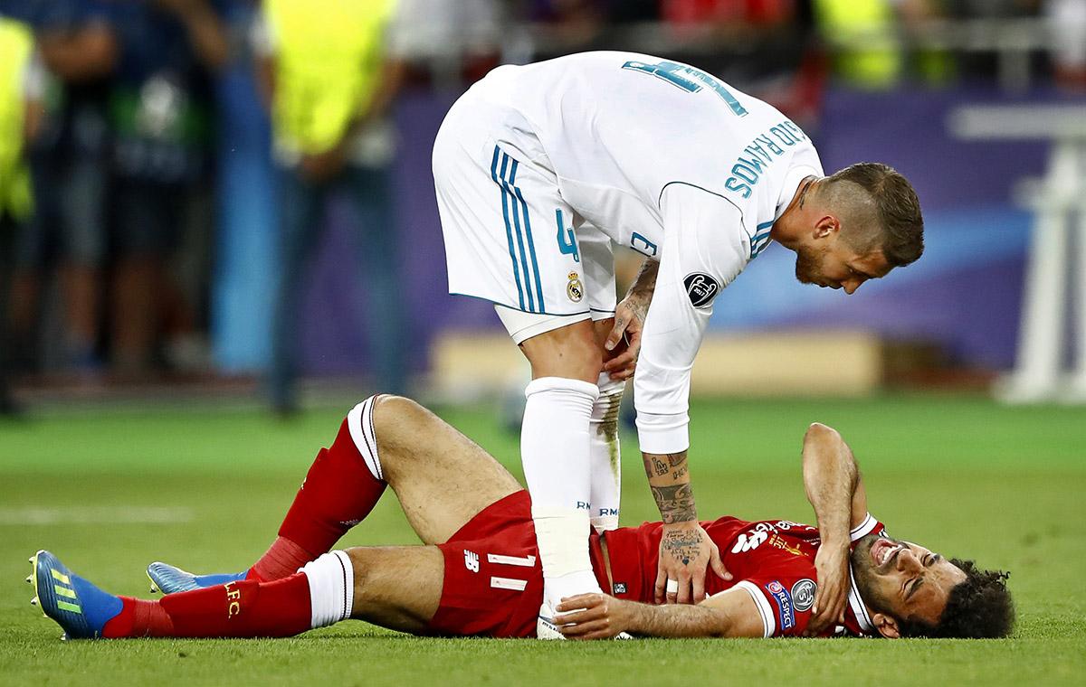 Mo Salah loukkaantuminen