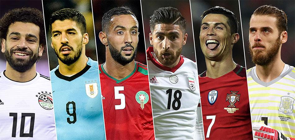 bd03bb3826c Jalgpalli MM 2018 ennustus: kes säravad teisel mängupäeval?