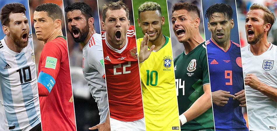 4bdc140194d Jalgpalli MM 2018 ennustus: kas kaheksandikfinaalides üllatused jätkuvad?