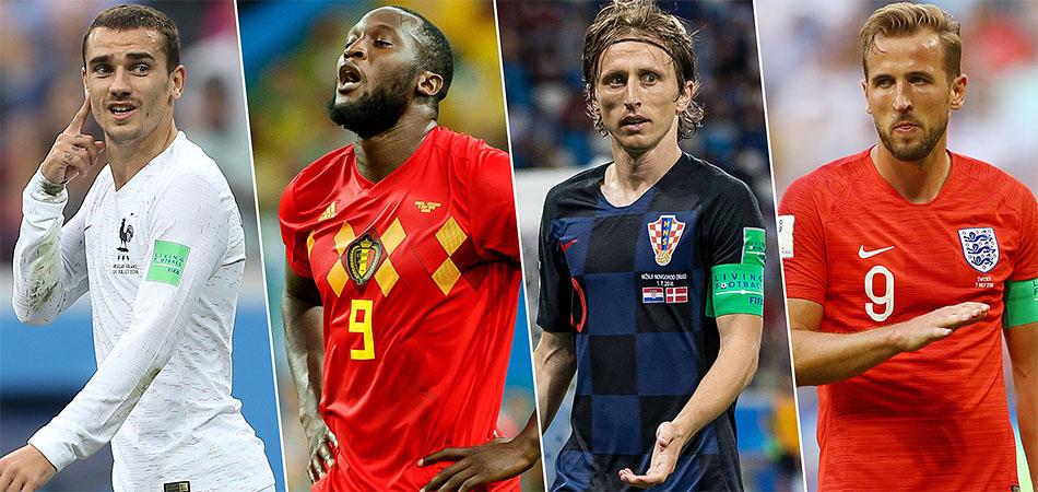 4a6abe616e5 Jalgpalli MM 2018 ennustus: kes võitlevad end finaali?