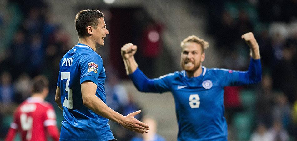 d3760f23017 UEFA Rahvuste Liiga: kas eestlased teenivad oma teise punkti turniiril?