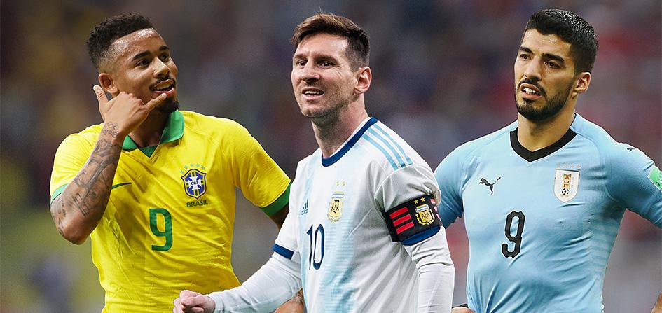 7a47de4dcde Copa America 1. voor: kes võidab kahe favoriidi vahelise põnevuskohtumise?