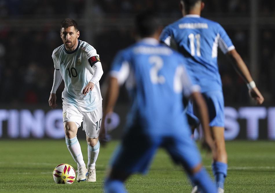 fc7b0432df3 Copa America 1. voor: kes võidab kahe favoriidi vahelise ...