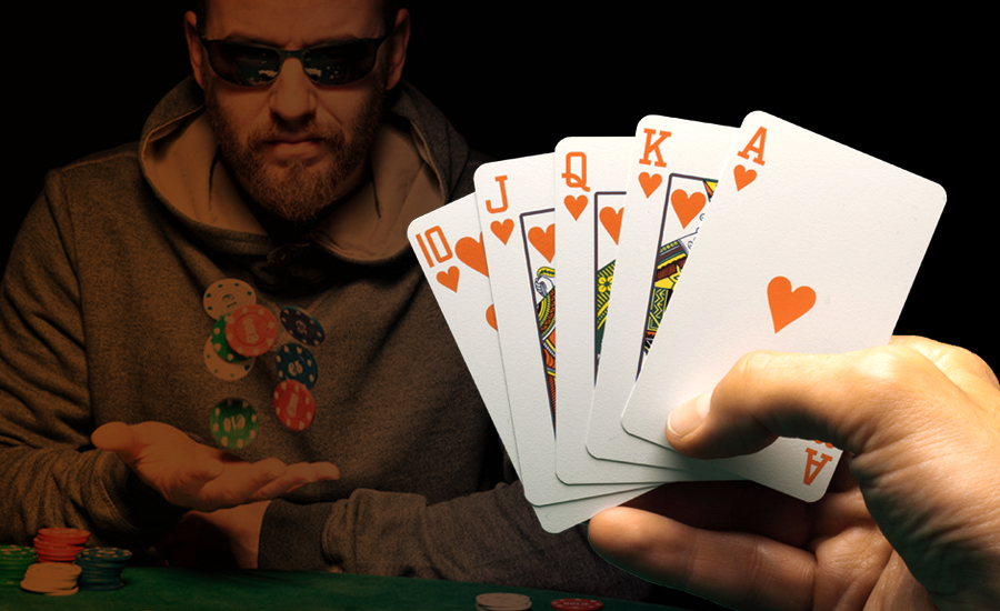 Texas holdem bluffing strategy