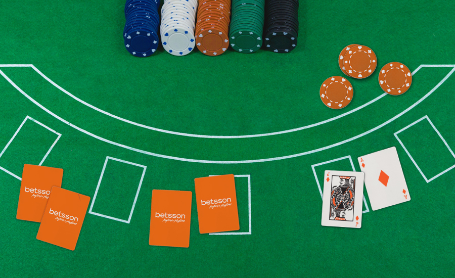 Blackjack casino advantage