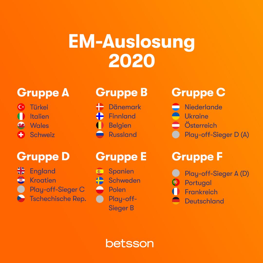 Em 2020 Drei Heimspiele Fur Deutschland