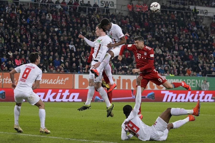 Fußball Bundesliga 25 Spieltag