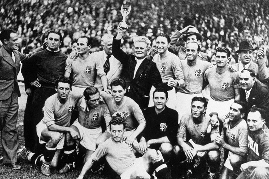 Fotball Vm Historie