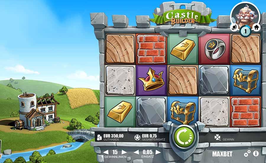 Castle Builder II pelitila