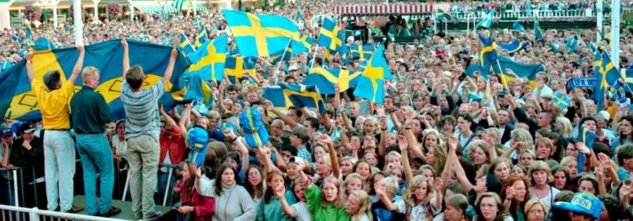 Svenskar gick vidare i marseille