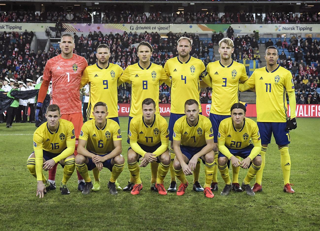 Guide Til Fotball Em 2020 Kvalifisering Betsson