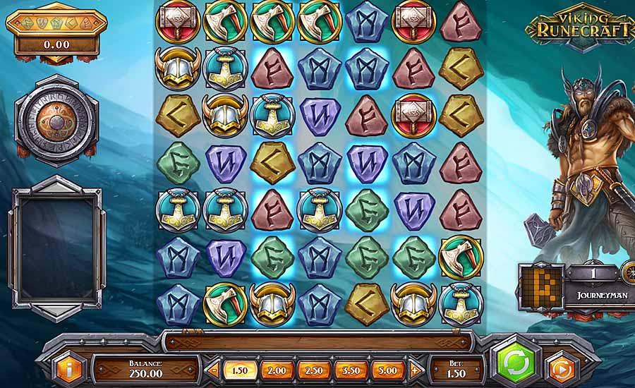 Viking Runecraft Slot Review | Betsson