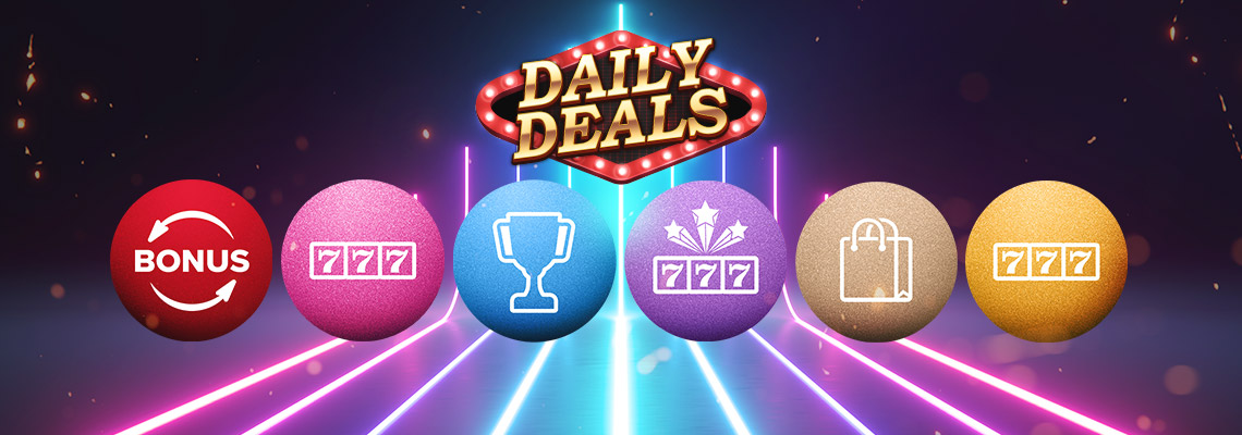 Get Daily Casino Offers At CasinoEuro