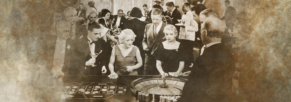 the history of casino