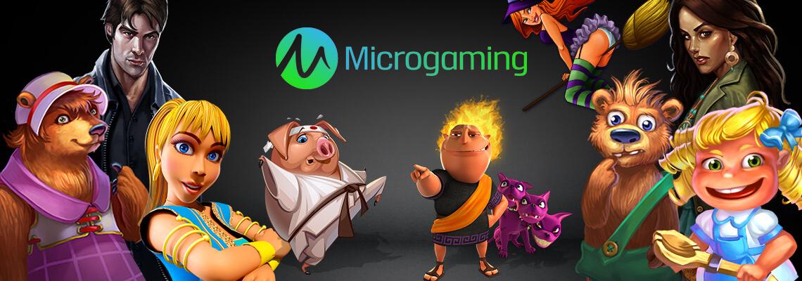 CasinoEuro reviews Microgaming slots