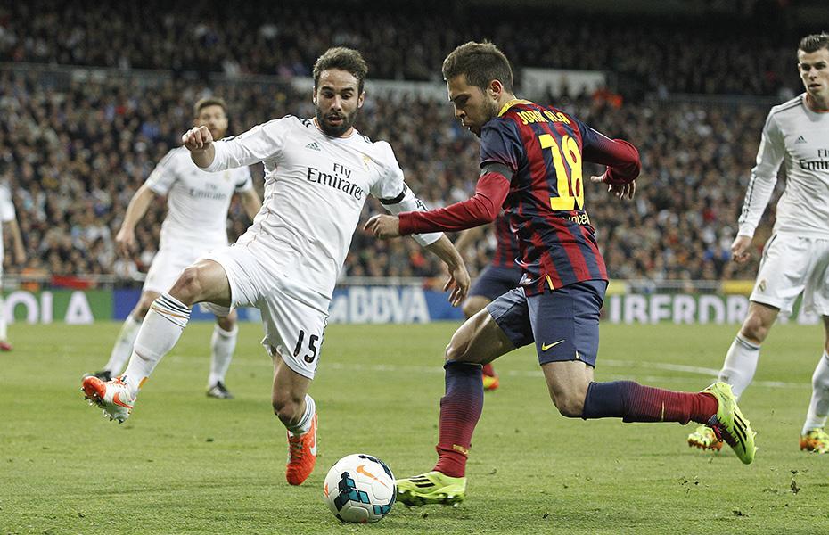 18e24208 Rollebyttet mellom Real Madrid og Barcelona