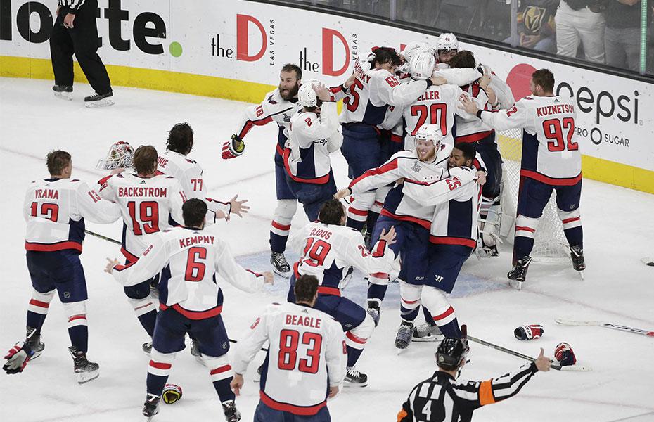 ODDS VEGAS NHL VINNARE