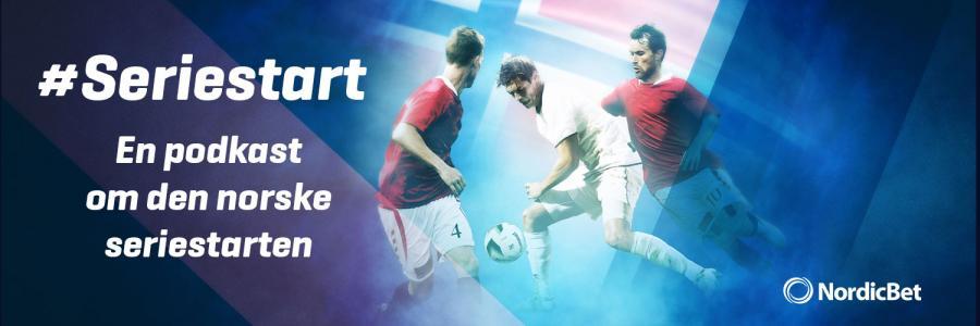 9603de61 I løpet av seks episoder går #Seriestart-gjengen gjennom Eliteserien til  3.divisjon. Her går NordicBets eksperter Jørgen Tjærnås og Joacim Jonsson  gjennom ...