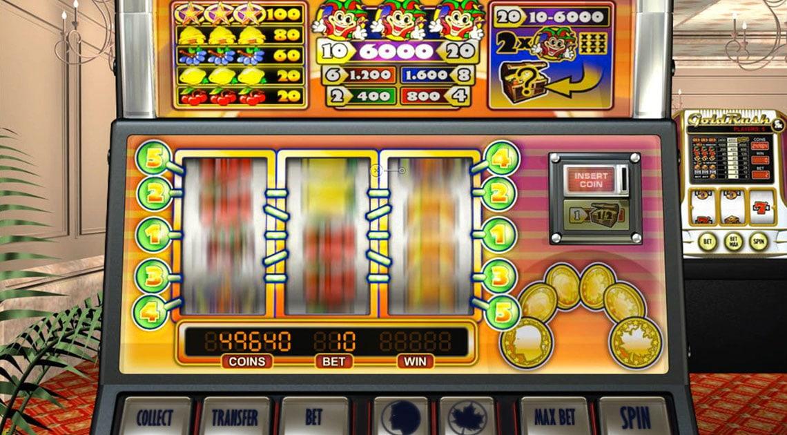 Norske spilleautomater jackpot 6000