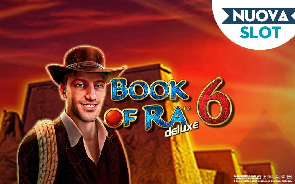 Demo Slot Book Of Ra Deluxe