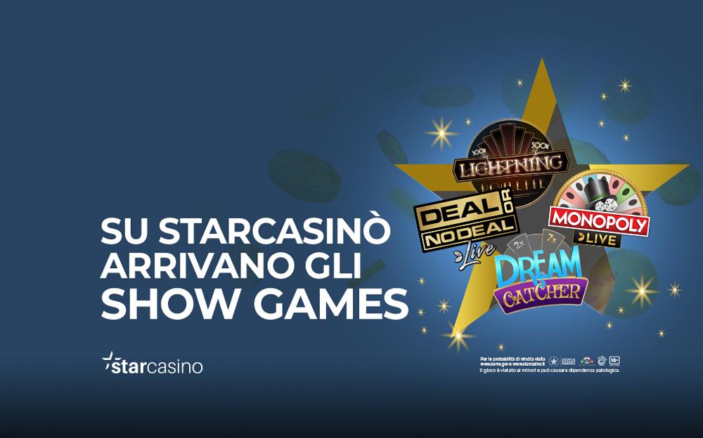 Starcasino Games