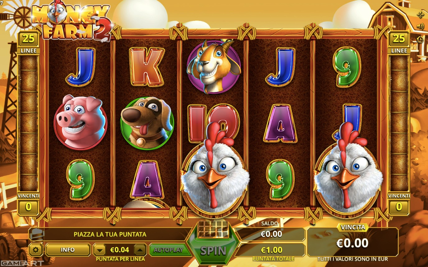 Slot Money Farm 2 | StarCasinò