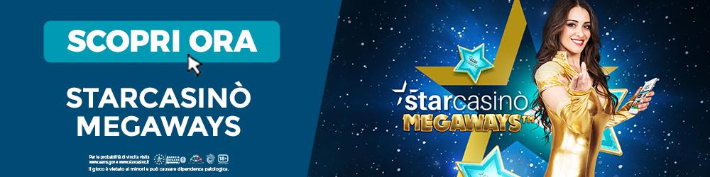 Slot Megaways | StarCasinò