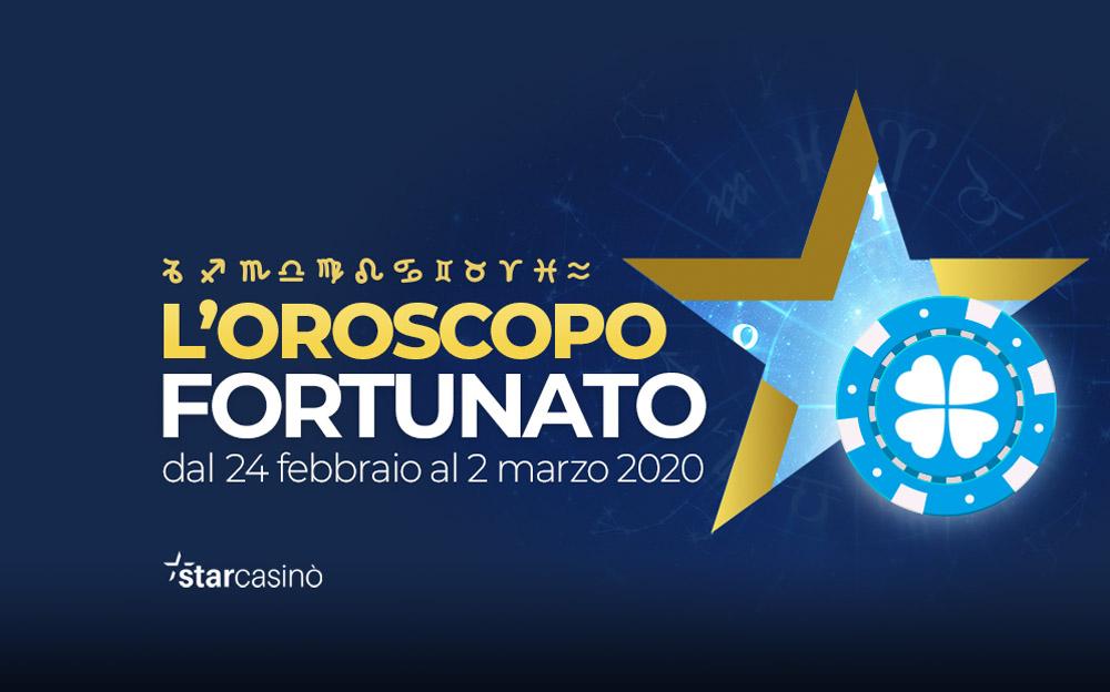 Oroscopo della settimana dal 24 febbraio al 1 marzo 2020 ...