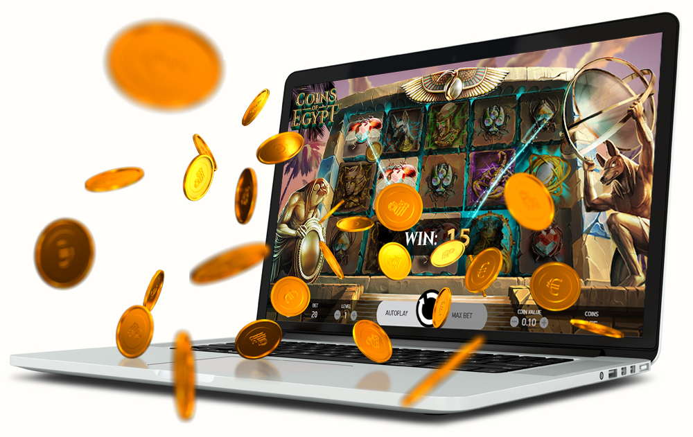 Enjoy Online Coin Machine Games In Leisure Hours!
